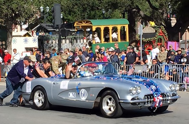 SJ Veteran's Day Parade