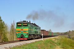 2ТЭ10М-3451 by damian.szarek - 02.05.2011. Krustpils. 2ТЭ10М-3451