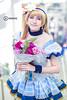 Kotori Minami (MecCanon [Insta: JLPhotoOfficial]) Tags: cosplay cosplayer lovelive anime girl 85mm f18 canon 6d saratoga comic con albany canon6d 85mmf18 usm comiccon retrato shallowdof depthoffield highkey