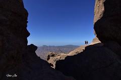Roque nublo (Foto . Joe) Tags: grancanaria wandeling walk vakantie travel nikon7200 nikonbelgium nikon tokina tokina1116mm mountain nature