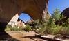 Shadows at Jacob Hamblin Arch (isaac.borrego) Tags: canyon desert coyotegulch glencanyon nationalrecreationarea escalante utah canonrebelt4i