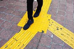 Walk the line (Tokyo, 2014)