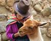 A love story (Thank you betty Zm.)  San Blas_ Cuzco (Lewitus) Tags: sanblas cuzco 2007 hat traditionalclothing people perú