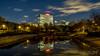 Sunsets in the city (jchmfoto.com) Tags: parkpubliclands spain europe sunset madrid anochecer crepúsculo dusk españa europa evening nightfall noche ocaso parqueterrenospúblicos puestadesol puestadelsol sundown twilight