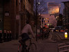 getting in the saddle (Cosimo Matteini) Tags: cosimomatteini ep5 olympus pen m43 mzuiko45mmf18 london dusk street bicycle walkietalkie rafaelviñoly city cityoflondon squaremile qheenhithe queenvictoriastreet gettinginthesaddle