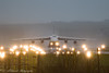 ADB Antonov 124 - Coming and Going (Dougie Edmond) Tags: plane airplane antonov aircraft airport egpk canon terrible weather