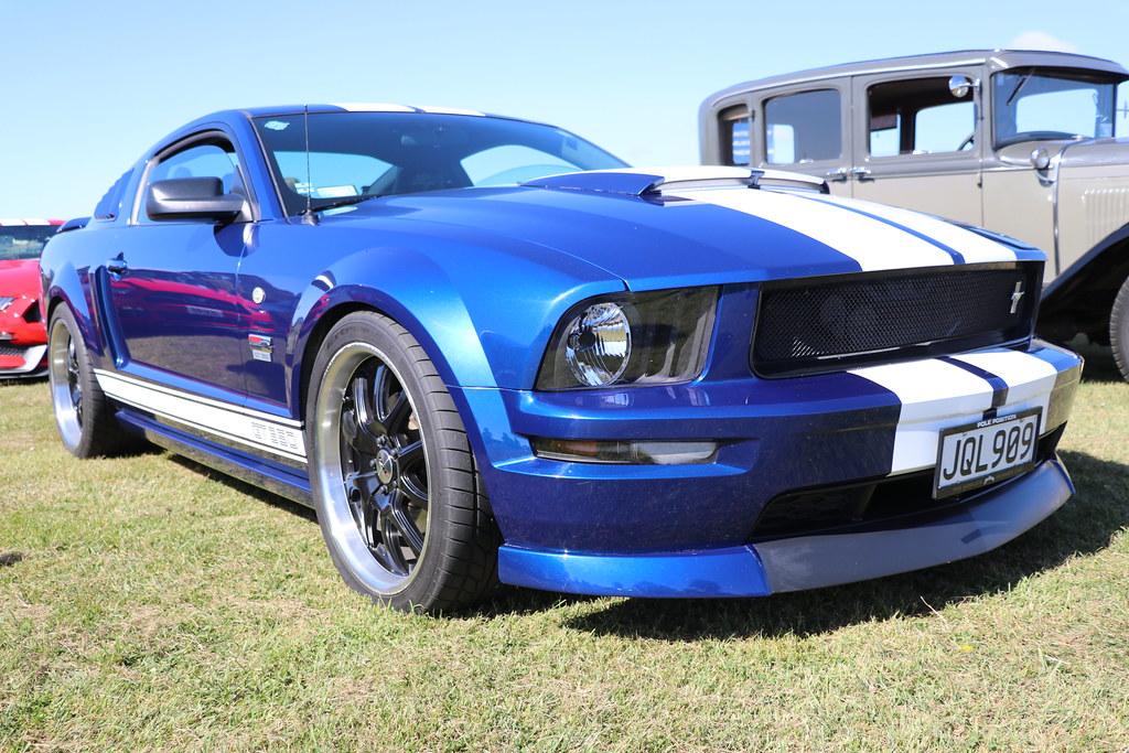 Car Show Timaru