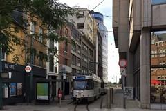 Antwerp Tram (Rapsak) Tags: belgique belgium flanders antwerpen anvers antwerp tram tramway streetcar provincieantwerpen provincedanvers vlaanderen flandre belgie