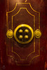 Red Vault (MQZ Rota) Tags: caja fuerte rojo metal vault red metallic