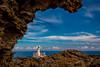 the last lighthouse! (antonioprincipato) Tags: lighthouse rocks sea clouds sky pantelleria sicily mediterranean antonioprincipato farodipuntaspadillo isola cielo paesaggio mare roccia vento landscape