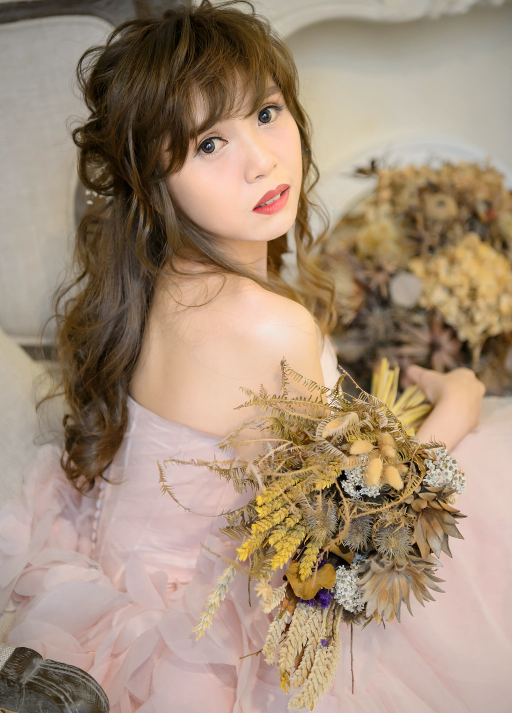 婚攝小勇, 小寶團隊, 自助婚紗,niniko,Che?ri 法式手工婚紗-016