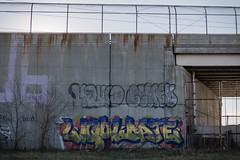 Liquidate (piecesofdetroit) Tags: detroitgraffiti detroit graffiti street art streetart graffitiart graffitiwriters motorcity piecesofdetroit germanfriday friday leicat killthematador thegermanfriday liquid behed mta