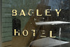 Bagley Hotel (arbyreed) Tags: arbyreed hotel bagleyhotel fadingsign glass window windowwednesdays hww dirtywindow goldleafsign rupertidaho minidokacountyidaho