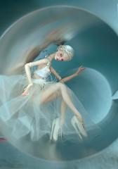 industrial ballet (dolls of milena) Tags: bjd resin doll art portrait ballet popovy sisters bony industrial