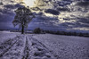 Winterwolken (Helmut Reichelt) Tags: winterwolken gegenlicht wintereinbruch wolken gebirge felder schnee winter herbst november wald weis schwaigwall geretsried bayern bavaria deutschland germany leica leicam typ240 captureone10 photomatix lightroomclassiccc leicasummilux35mmf14asphii panorama hdr