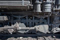 K-27 details (std70040) Tags: k27 denverriogrande steam steamlocomotive steamengine cumbresandtoltec cumbrestoltec denverandriogrande baldwin baldwinlocomotiveworks