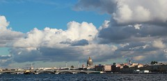 Endless sky of St. Petersburg (*ALLA*) Tags: