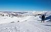 Over Run traverse to Whitestar (A. Wee) Tags: otago nz newzealand 纽西兰 新西兰 skiresort 滑雪场 cardrona overrun traverse whitestar chairlift