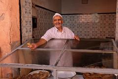 The Biscuit Maker (Hector16) Tags: africa october morocco lavilladesorangers unescoworldheritagesite المَغرِب northafrica مراكش berber marrakech kingdomofmorocco marrakesh marrakeshtensiftelhaouz ma