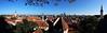 Tallin, Estonia. (廖法蘭克) Tags: tallin estonia 塔林 愛沙尼亞 canon canonef1740mmf4l 環景 circle photographer photography photograph holiday vacation lover unesco unescoworldheritage 世界文化遺產 老城 oldtown kohtuotsaviewingplatform church 塔林聖母主教座堂 toomkirik 聖尼古拉教堂 stnicholaschurch 塔林市政廳 tallinntownhall churchoftheholyspirit 聖靈教堂 教堂 sunny sunshine bluesky blue 晴天 藍天 frank frankineurope
