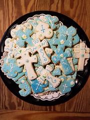 Maresa Made Cookies (Maresa Made Baking) Tags: maresamade cookie sugar christening