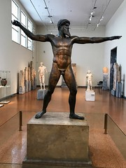 Greece 2017 (GregKoller) Tags: greece athens nationalarchaeologicalmuseum poseidon zeus
