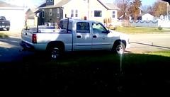 City of Menominee truck - HTT 365/31