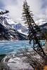 Lake Louise - Canada (Bobinstow2010) Tags: lakelouise canada lake ice rockymountains weather