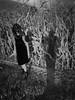 Where the good shepherd grieves (chinese johnny) Tags: blackandwhite bw beautiful beauty beautifulgirl iphone iphoneonly iphone6 intimate chinese chinadoll chinesegirl monochrome moody melancholy emotive roadtrip photoshoot location newyork cornfield lyrics bobdylan changingoftheguards