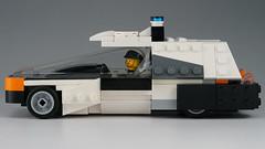 Police_car_05 (kaba_and_son) Tags: police car lego ブレードランナー レゴ ポリスカー パトカー bladerunner