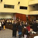 Parlamento Universitário - Sessões Ordinárias