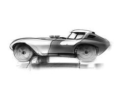 cheetah side s (Stefan Marjoram) Tags: sketch drawing ipad pro procreate apple pencil car vintage racing plein air