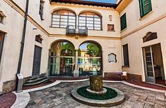 Villa Panza - Small courtyard (Marco Trovò) Tags: marcotrovò hdr varese italia italy villapanza robertwilson artexposition esposizionedarte canon5d