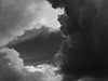 Layered (arbyreed) Tags: arbyreed clouds monochrome bw blackandwhite layered texture darkclouds cloudlayers cloudsinblackandwhite