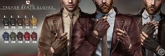Ascend - Travor Bento Gloves (AscendSL) Tags: bento gloves ascend secondlife sl fashion hand