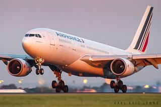 Air France A332 - CDG