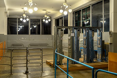 Dosimetric control (Jorge Franganillo) Tags: prypyat kyivskaoblast ucrania ukraine chernóbil chernobyl prípiat pripyat dosimetriccontrol radioactivity radiactividad