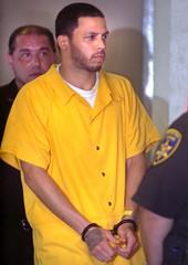 Yellow (cuffed_inmate) Tags: inmate orange prison prisoner sentenced punished cuffed iron uniform