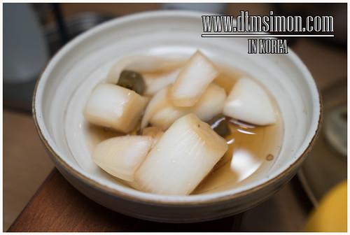 韓國夏天吃冷麵