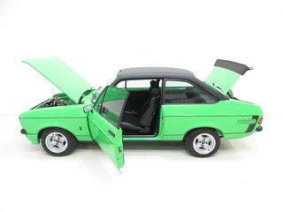 1978 Ford Escort Mk2 RS Mexico