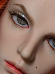 Face-up commission - SpiritDoll (for kanoli0090) (lukoshka) Tags: bjd bjdmakeup bjdfaceup spiritdoll soom doll dollfaceup