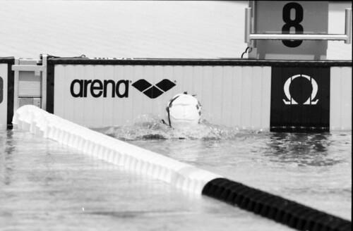 207 Swimming EM 1991 Athens