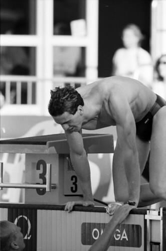 284 Swimming EM 1991 Athens