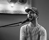 RootsBistroOMGTXNov2017 77 (cdw21) Tags: blackandwhite openmic singer musician