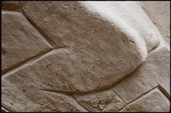 Treffen (Harald Reichmann) Tags: kärnten treffen krastal steinbruch stein bearbeitung bildhauer figur marmor kunst oberfläche kunstimöffentlichenraum analog film nikonfm2