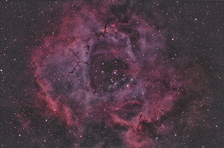 Rosette Nebula November 2017.