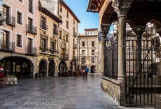 Plaza de la Catedral, Jaca