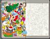 xmas_shoppingwip (bubblefriends) Tags: illustration illustrator digitalillustration vector illust cutedesign cute simply simple adobe adobeillustrator delivery bubblefriends daily smile friendly children character characterdesign creative digitalart workinprogress wip sketch sketchbook moleskine screenshot santa xmas shopping