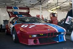 b (47) (guybar) Tags: race car racing classic endurance bmw lola chevron porsche 935 m1