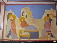 04. Роспись нижнего храма в Адамовке